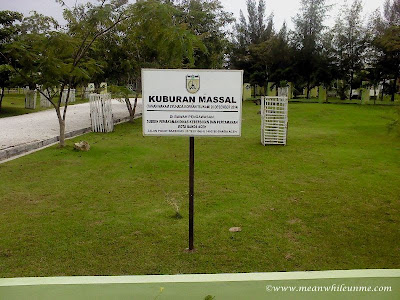 Inspirasi Aceh kuburan massal