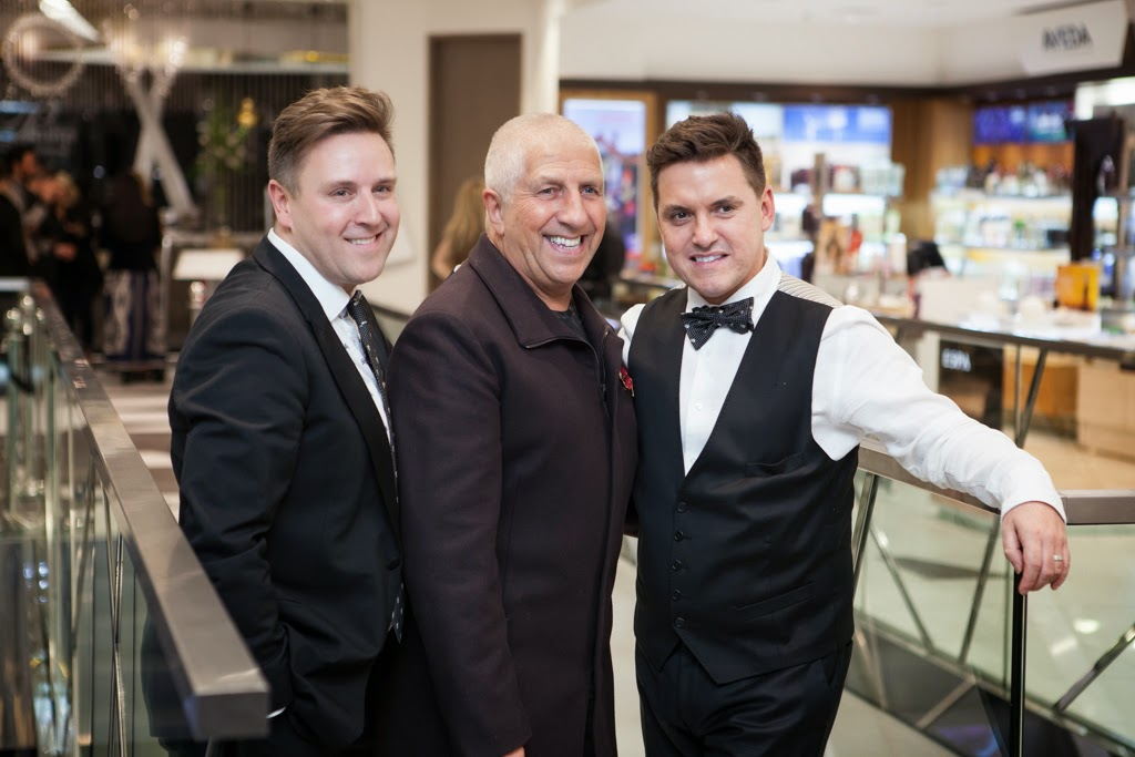 Philip Armstrong fashion designers Pete Price media personality famous event sven eselgroth photography