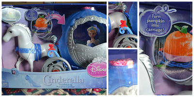 Blu/Ray DVD, Cinderella's Carriage