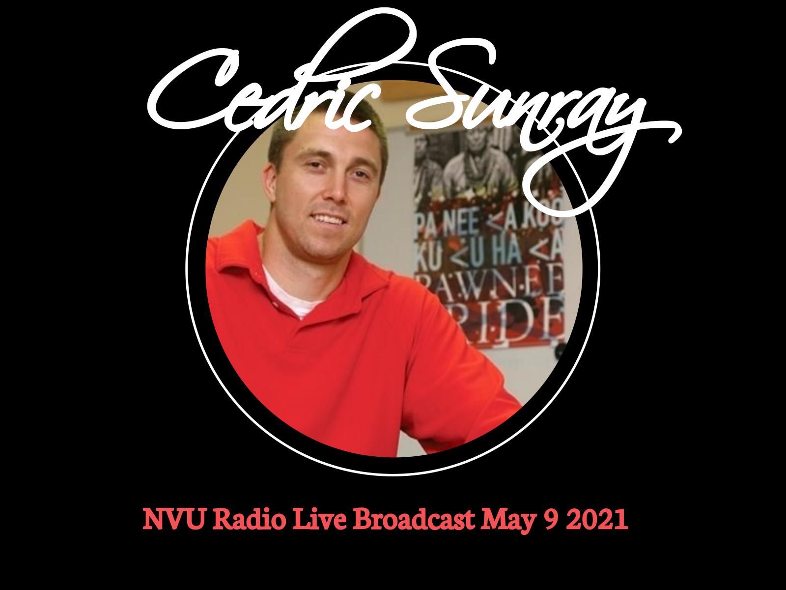 Cedric Sunray LIVE NVU Radio