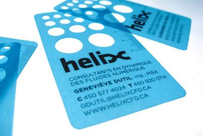 tarjetas de presentación de plástico
