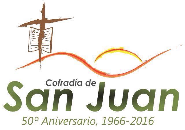 LOGO 50 ANIVERSARIO COFRADIA SAN JUAN