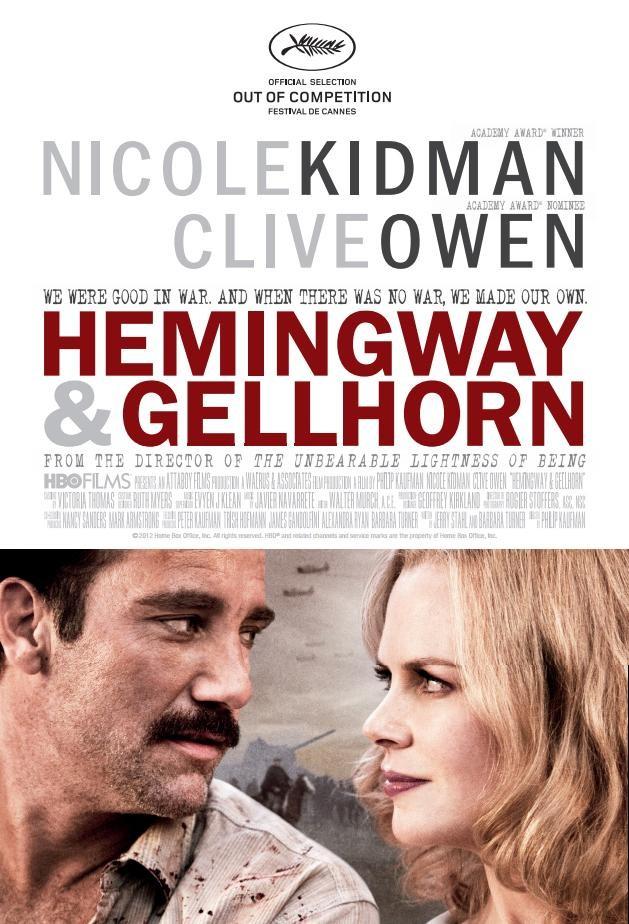 Hemingway Y Gellhorn [2012] [Dvdrip] [Español Latino]