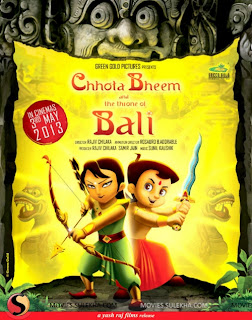 Chhota Bheem and the throne of Bali (2013) Full Hindi Movie Watch Online HQ