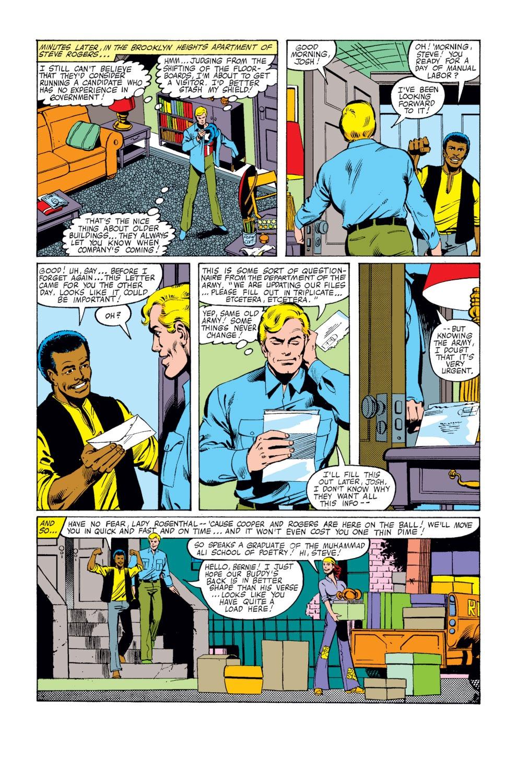 Captain America (1968) Issue #250 #165 - English 7