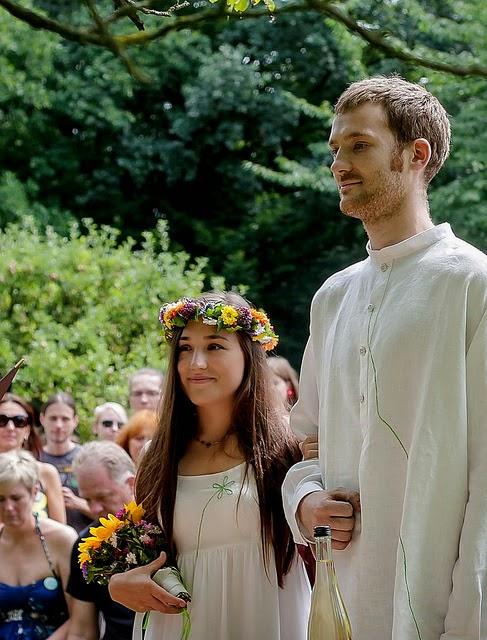 Průběh svatebního dne krok za krokem