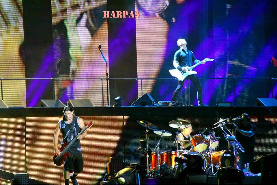 Metallica in Istanbul (2014)