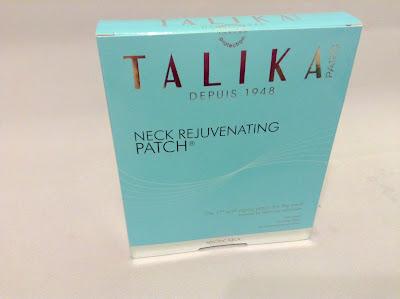 >> 別讓頸部透露你的年齡*法國塔利卡 TALIKA 緊緻亮彩頸膜 Neck Rejuvenating Patch