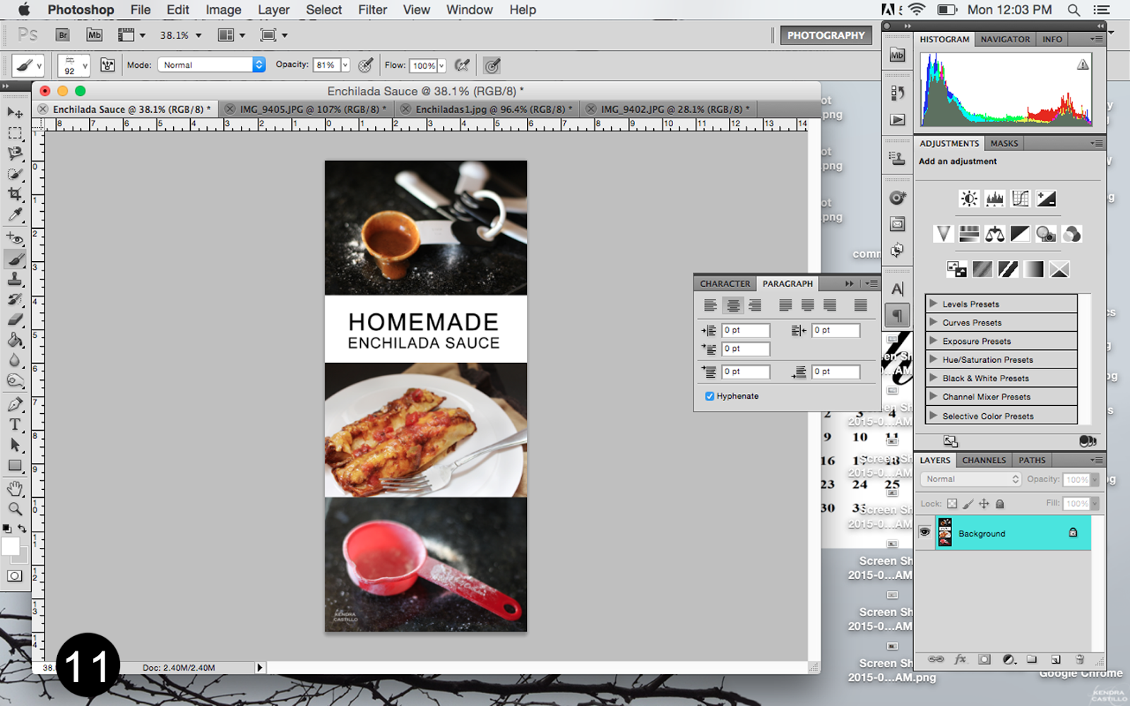 How To Create Tall Images for Pinterest using PHOTOSHOP | click through for steps