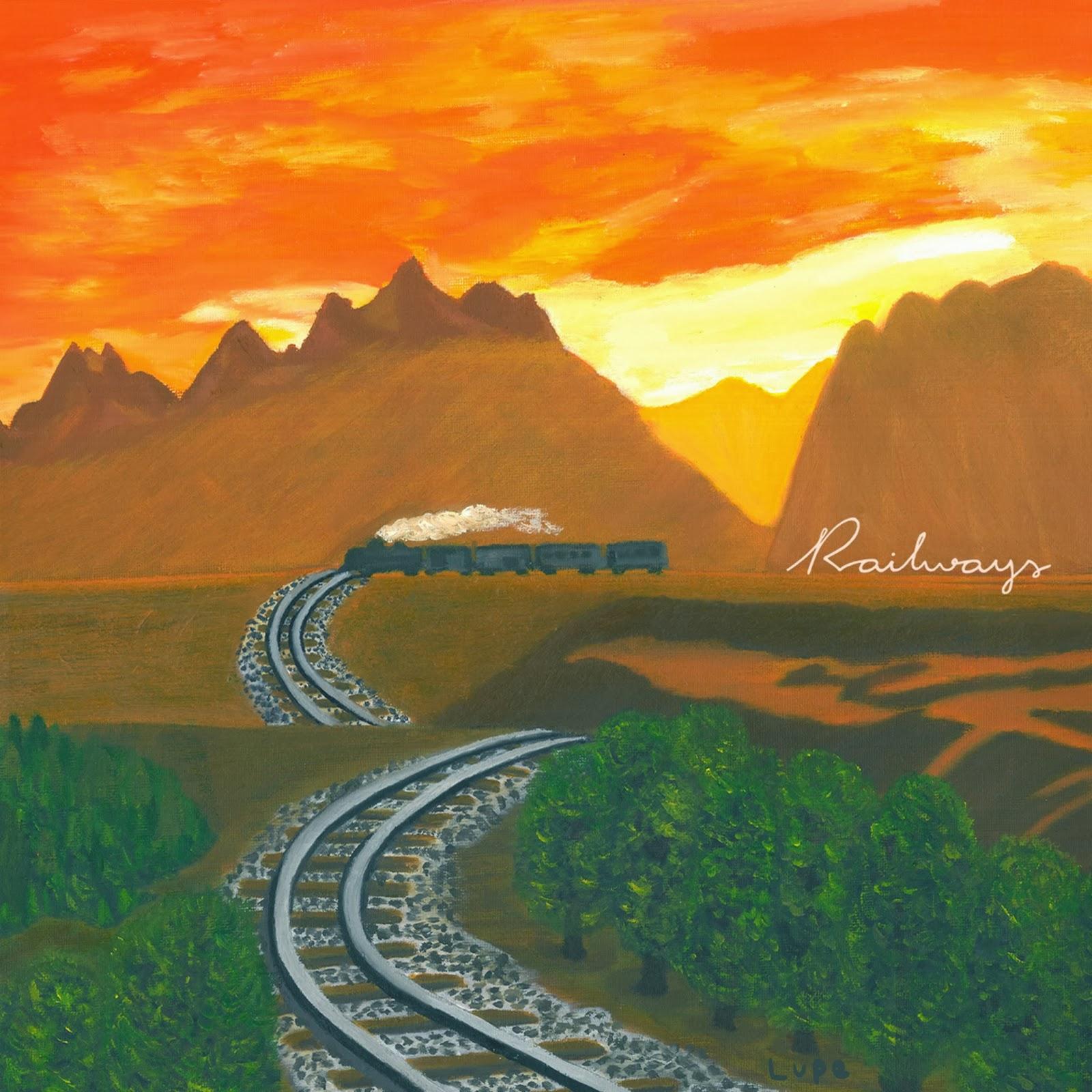 La Red Bullet Railways