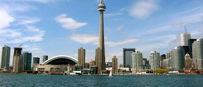 Motorhome in Toronto