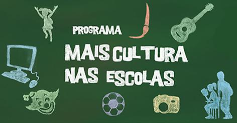 """O que é """"Mais Cultura nas Escolas"""""""