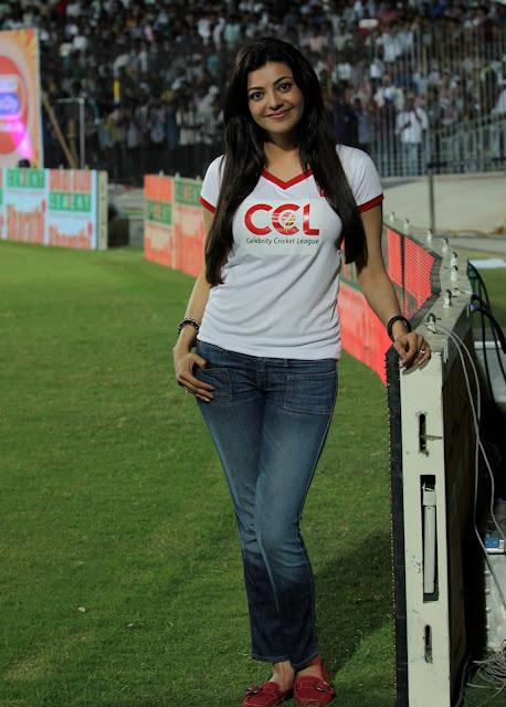 Kajal Agarwal Shruti Hassan CCL3