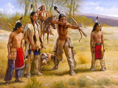 the warfare culture and everyday life of the comanche tribe Information about the comanche indians for students and teachers covers food, homes, arts and crafts, weapons, culture, and daily life of the comanches | the comanche tribe.