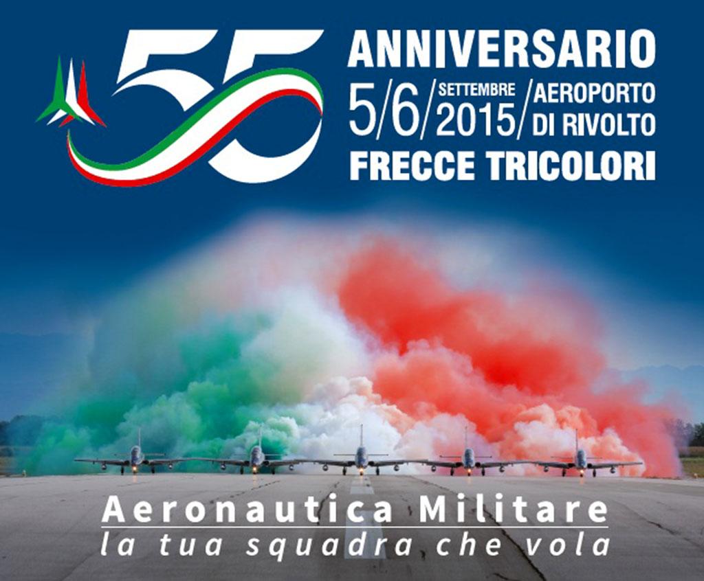 Logo 55° Anniversario