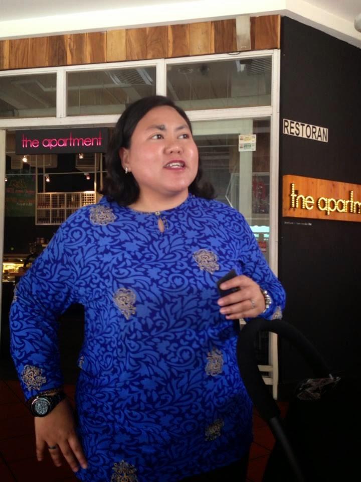 Blogger Bukan Peramal Keuntungan Perniagaan