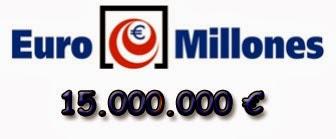 Sorteo de Euromillones del viernes 10 de enero