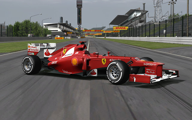 Sandrox mod f1 2012