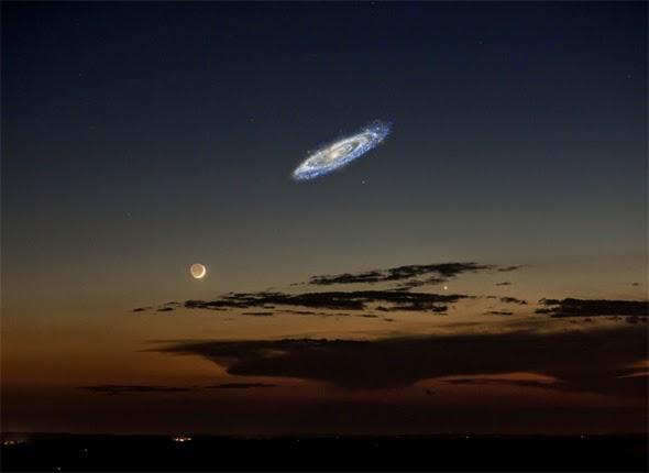 fakta terbaru alam semesta