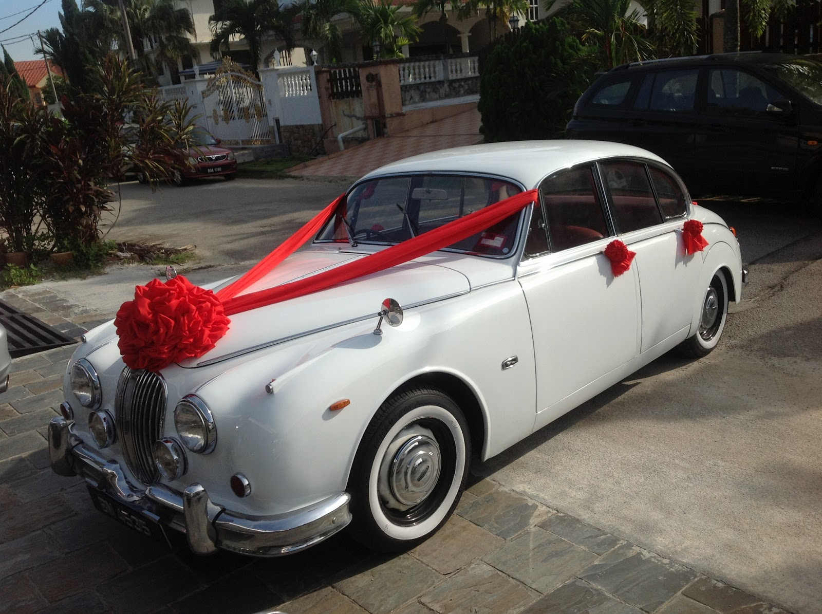 RedOrca Malaysia Wedding and Event Car Rental: Jaguar Classic ...