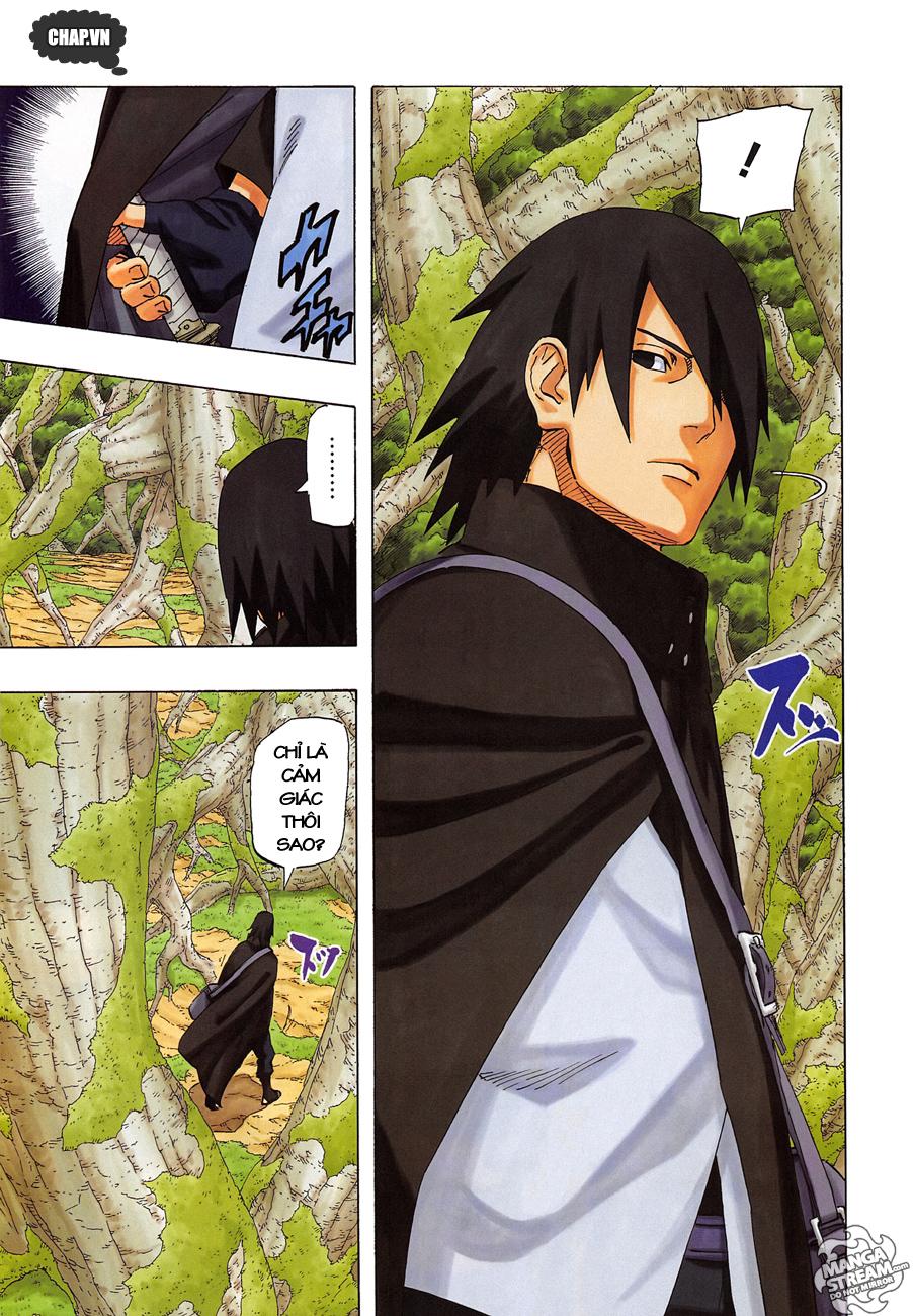 Naruto chap 700 – Chap cuối Trang 19