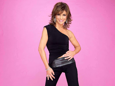 Paula Abdul Lovely Wallpaper