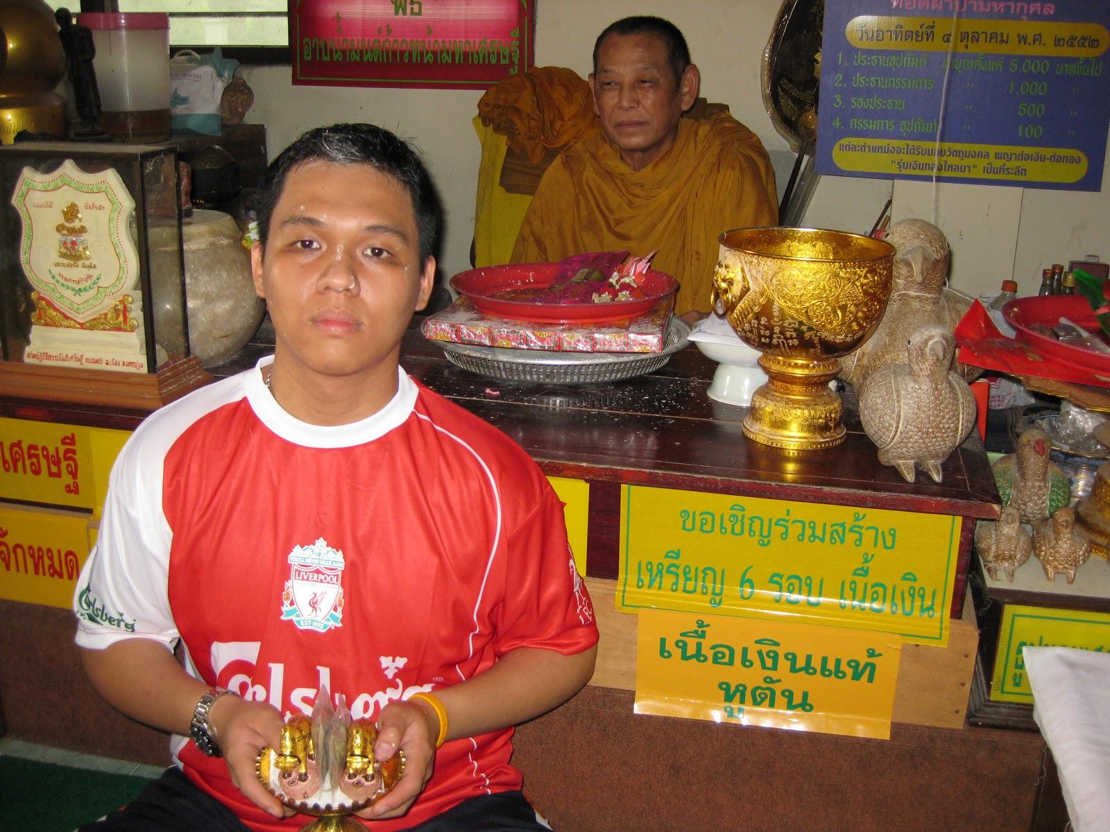 Buraphajan Thai Amulets  Tim  U0026 Thailand U0026 39 S Top Famous Master