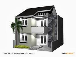 desain rumah type 36 minimalis terbaru
