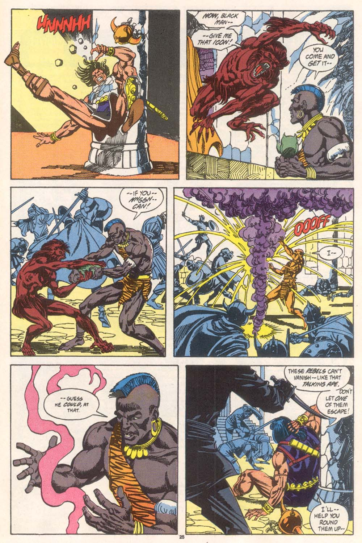 Conan the Barbarian (1970) Issue #246 #258 - English 20