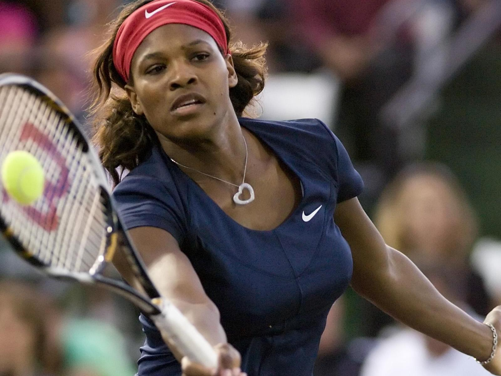 Serena Williams Player