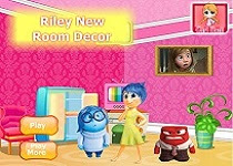 Inside Out Riley Room Decoration 2