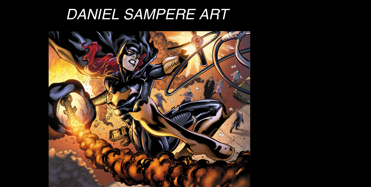 daniel sampere art
