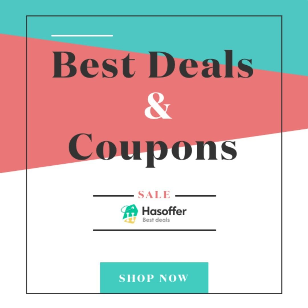 Hasoffer Real Free Coupons Online 2018