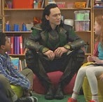 Tom Hiddleston Stars as Loki in This AT&T Spoof That Asks: Who is Better…Thor or Loki?