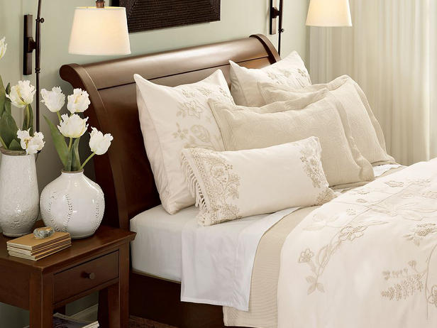 Accessorize With Plump Duvets , Plush Pillows U0026 Soft Crisp Sheets. Make  Sure The Bedding Is Layered But Simple Enough For Ease Of Use And Making  The Bed The ...