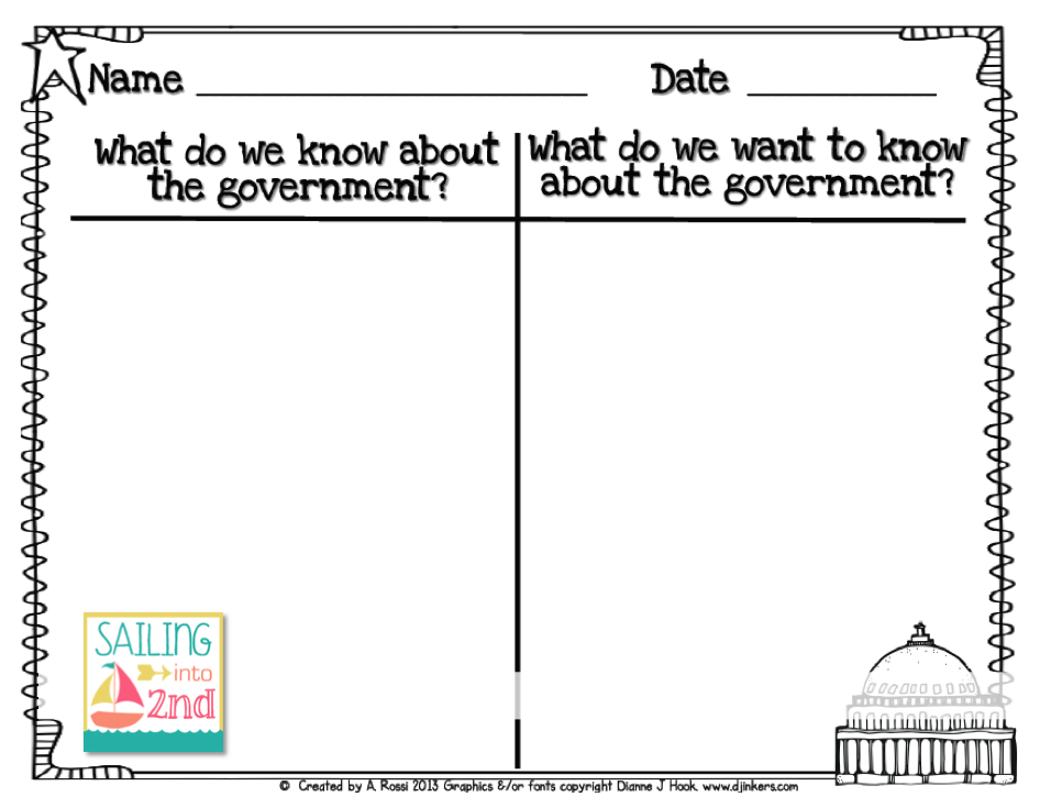 Bringing smiles to teaching the 3 Branches of Government – Branches of Government Worksheets