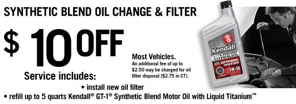 Free Oil Synthetic Oil Change Coupons Enhancing Engine Life And Easy To Pocket