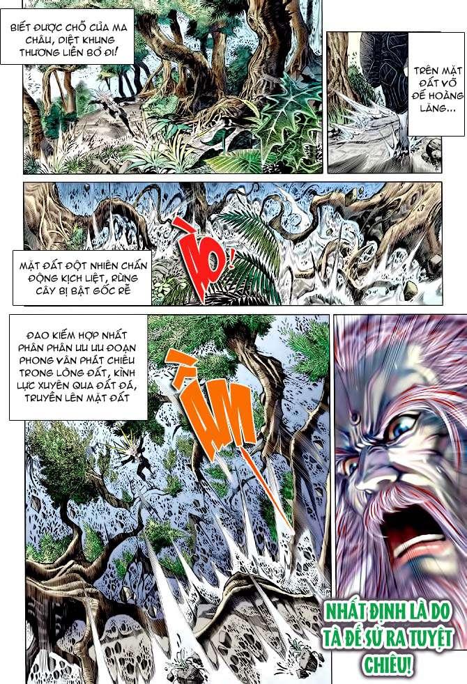 Thần Binh Huyền Kỳ I chap 146 Trang 2 - Mangak.info