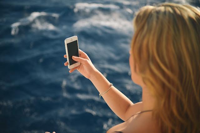 tips smartphone masuk air