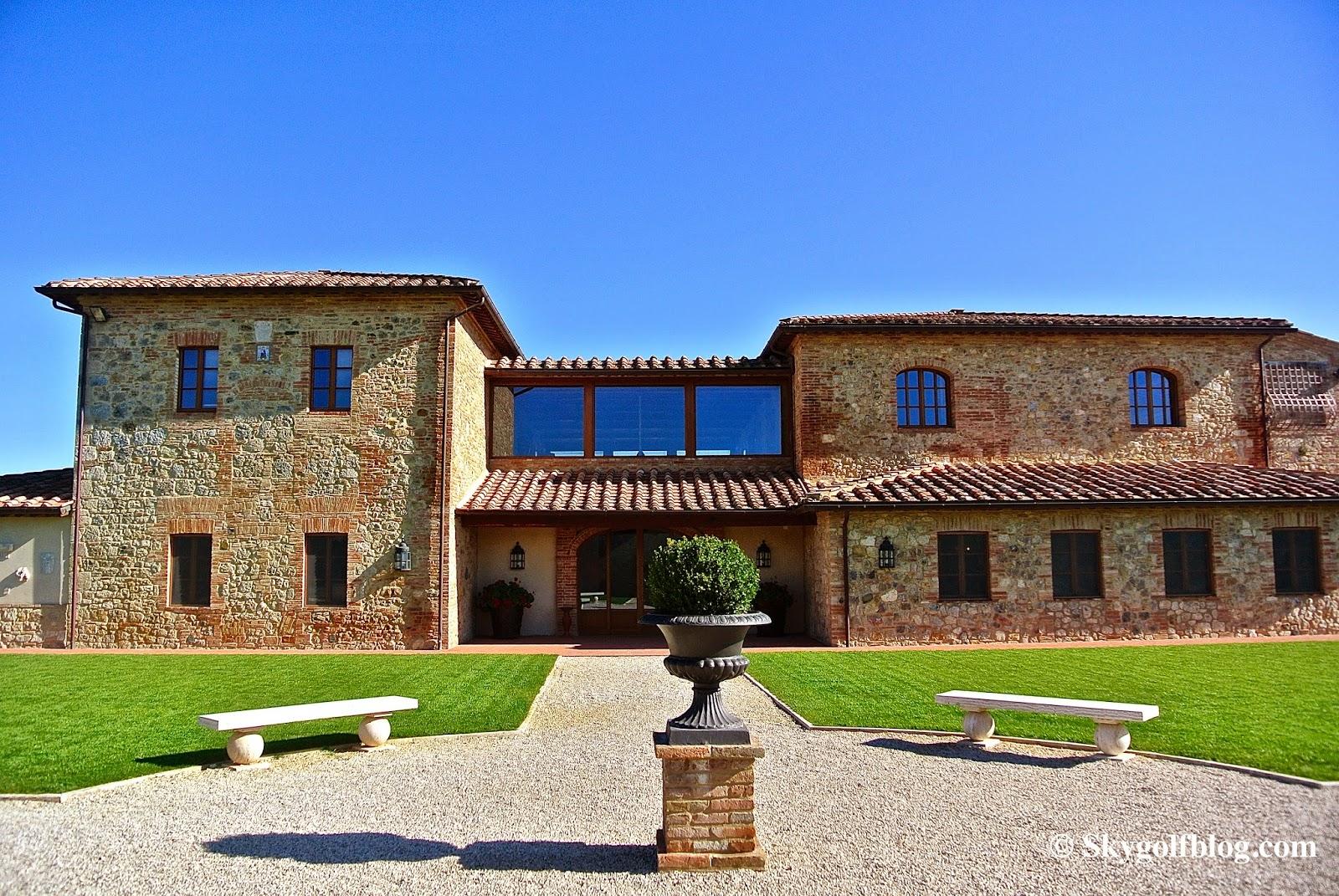 La Bagnaia Clubhouse