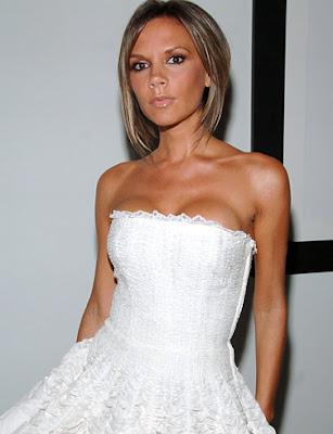 Victoria Beckham vestido fashion