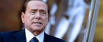 Silvio Berlusconi a Roma