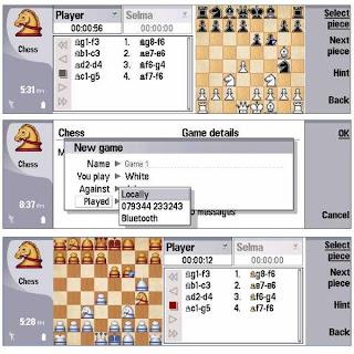 Chess Professional Nokia S80 Communicator