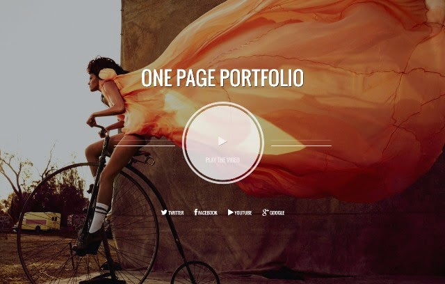 OS Photographer – Parallax One Page Drupal 7 Theme