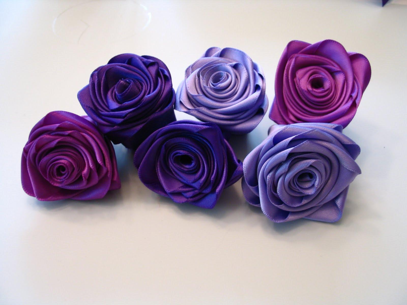 Flowers for flower lovers ribbon flowers designs beautiful ribbon flowers izmirmasajfo