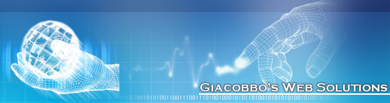 Giacobbo's Web Solutions