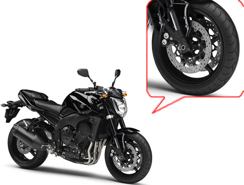 Autovelos yamaha fz wallpapers price india with specis 2012 for Yamaha fz back tyre price