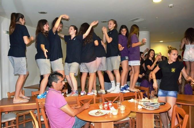 Φωτορεπορτάζ από το πάρτι του Σαββάτου στο Πανελλήνιο Κορασίδων
