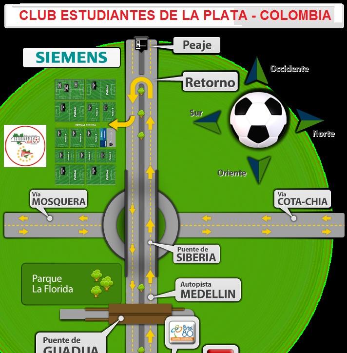 Organización Estudiantes de La Plata - Colombia: julio 2012