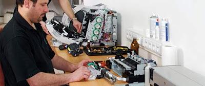 Peluang usaha rumahan jual servis printer pic